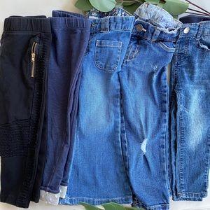 BUNDLE - Jeans/ Leggings